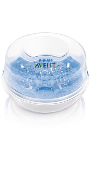 Avent Бебешки стерилизатор за микровълнова 0179